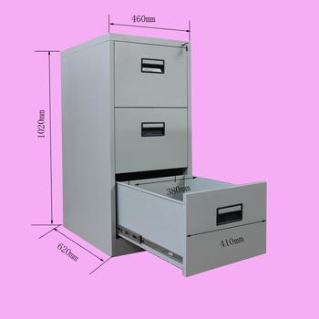Iron Drawer Strong Steel Storage Orocan Outdoor Storage Cabinet Waterproof