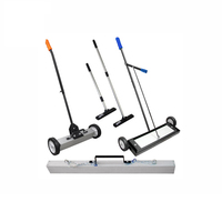 Cleaning Tools Floor Push Magnetic Sweeper