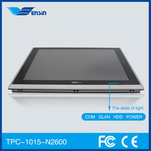 15 inch TPC-1015-N2600 Bulk Wholesale Tablets Embedded Touch Screen Computer
