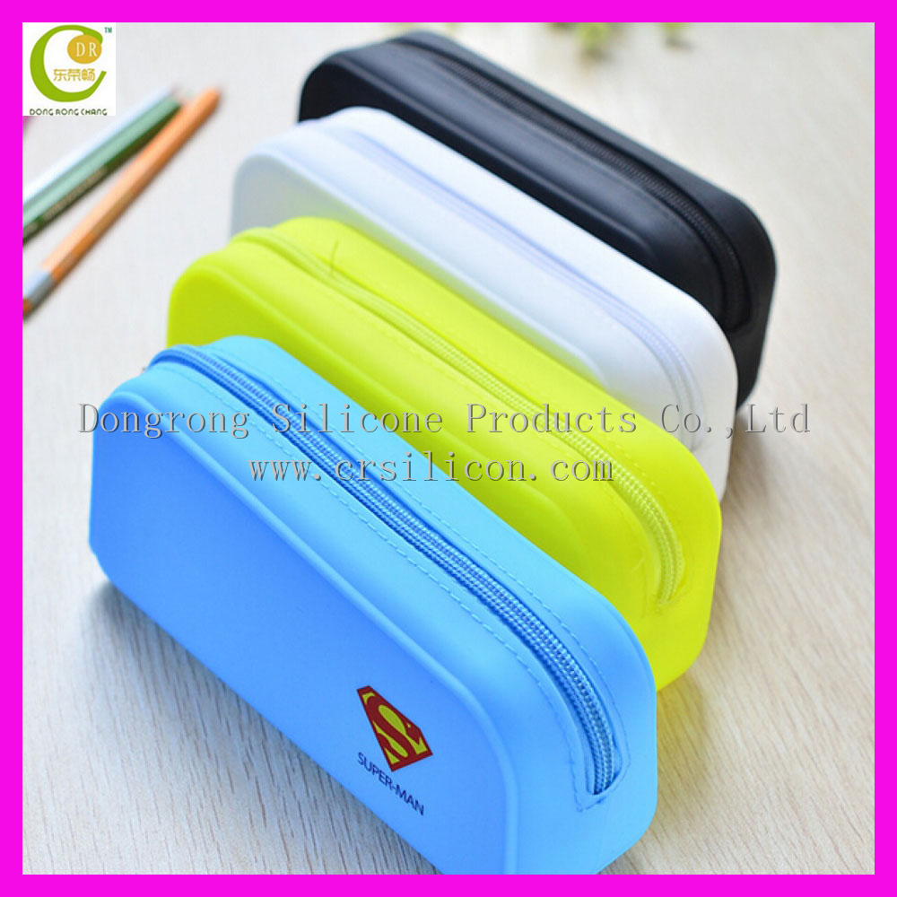 2015 Creative diy puzzle silicone holder for pen
