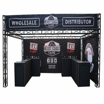 Modern Exhibition Stand Lighting : Modern new design cosmetic exhibition stands displays truss buy