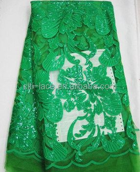 high quality beautiful african nigerian tulle lace fabrics french net fabric 5 yards for wedding J450