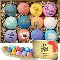 Fizzies Shea Coco Butter Dry Skin Moisturize Perfect for Bubble Spa Bath Bath Bombs Gift Set
