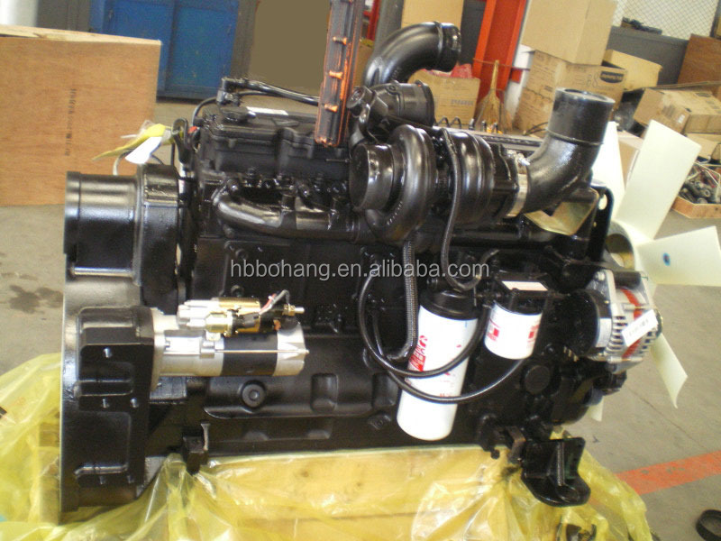 220hp drilling rig motor 6LTAA8.9-C220 diesel engine made in China