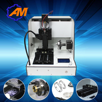 2016 hot sale automatic jewelry making machine jewelry ring cnc faceting machine