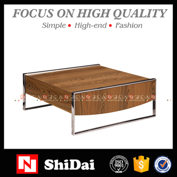 Modern Coffee Table With Drawers /stainless Steel Coffee Table Legs /  Arabic Style Coffee Table