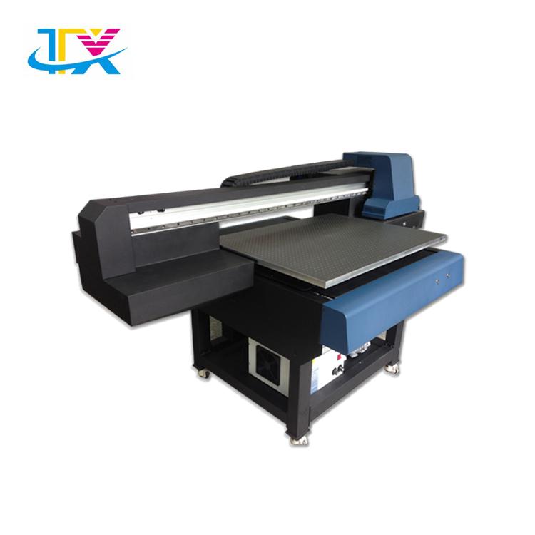 Digitale Automatische Drukmachine A2 A3 A4 UV Flatbed Printer