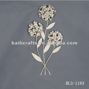 Cheap Hot Sale Top Quality 3d Metal Flowers Wall Art Painting Home ...