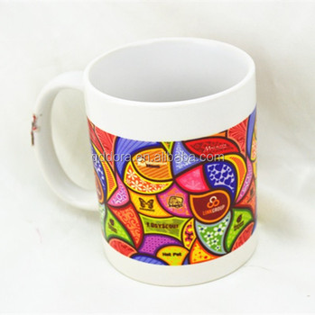 Sublimation Color Changing Mug Ceramic Sublimation Magic mug40001