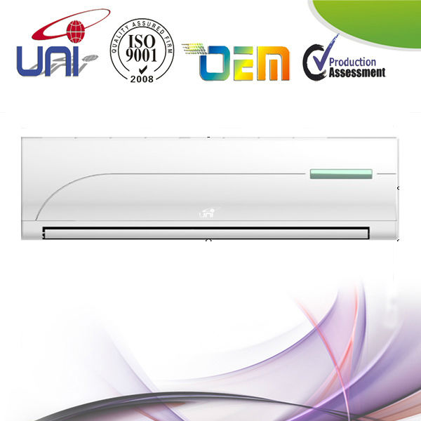 Brand new wall split air conditioner 12000 BTU( factory price from China)