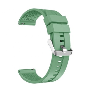 Emaker Replacement Sport Silicone 22mm Watch Bands for Huawei Watch GT for Samsung Galaxy 46mm Strap Smart Watch Wristband