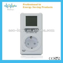 2012 electric infrared bi-directional energy meter max min recording