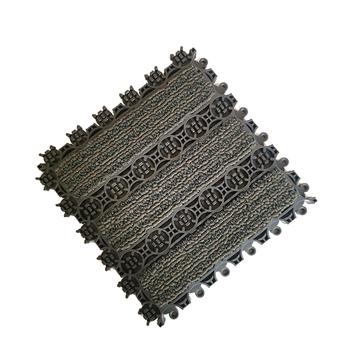 Modular Plastic Floor Clear Runners