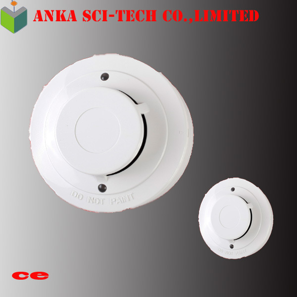2 Wired Optical Heat Detector Price