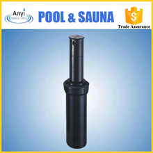 submersible garden irrigation pump with buried telescopic vacuum cleaner floor nozzle style for agriculture
