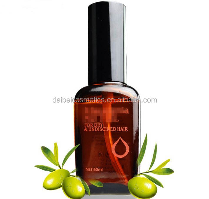 Organics cosmetics argan oil hair serum morocco argan oil hair Serum
