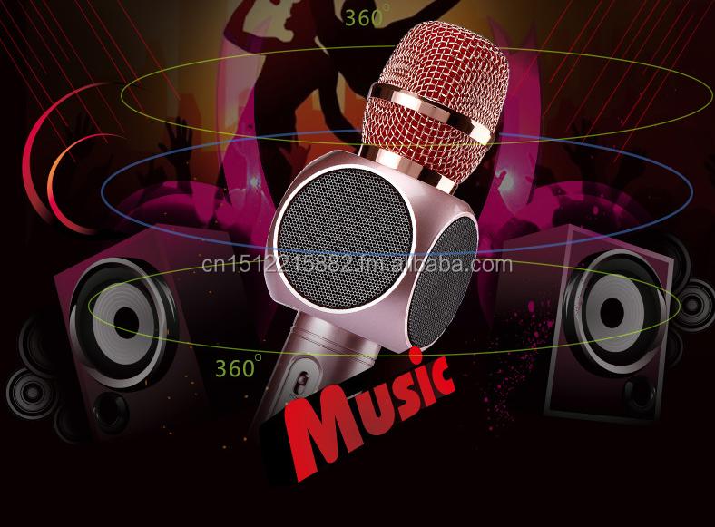 High Quality New model E103 Wireless Microphone Phone