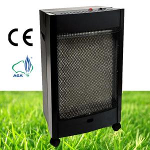 15 years gas experience catalytic camping heater