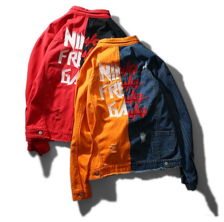 China customized denim jackets wholesale 🇨🇳 - Alibaba