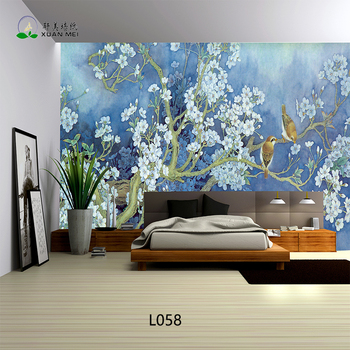 Art Mural Peintures Murales Papier Peint 3d Decoration Murale