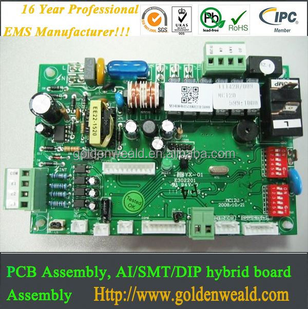 2-32 Layer rigid multilayer PCB Assemble PCBA Assembly wireless router pcba