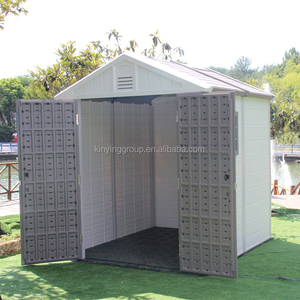 Kinying brand simple plastic storage modular homes