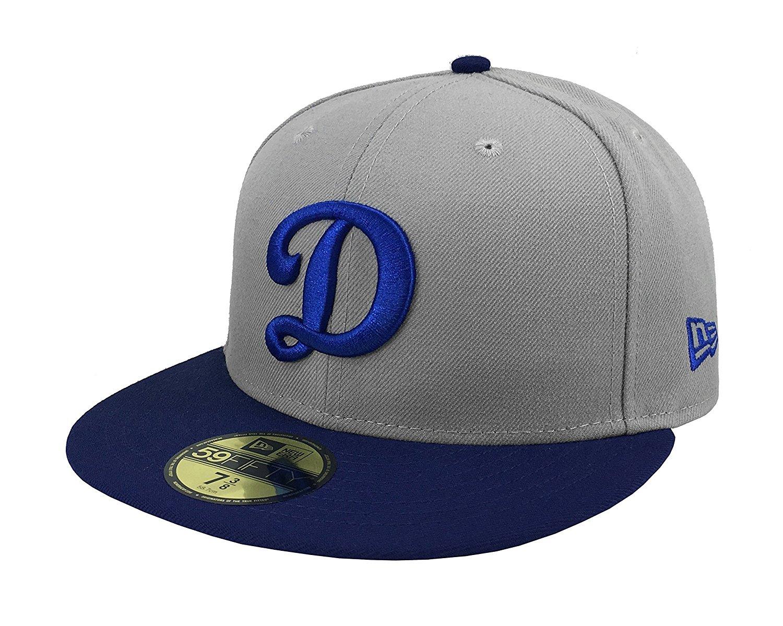 Get Quotations · New Era 59Fifty MLB Cap Los Angeles Dodgers