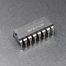 Wholesale electronic components DIP SN74LS153N of Integrated Circuit