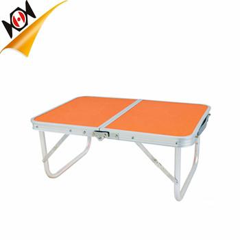 Small Portable Kids Metal Aluminium Folding Table Buy Kids Writing