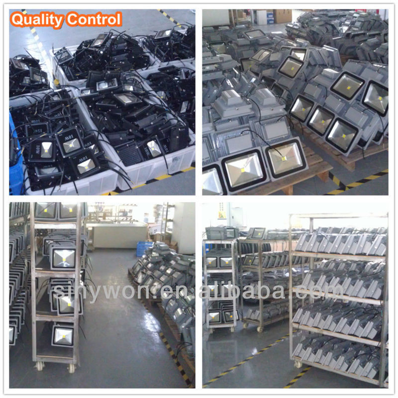China Manufacture Reliable quality led thin flood light IP65 with competitive factory price