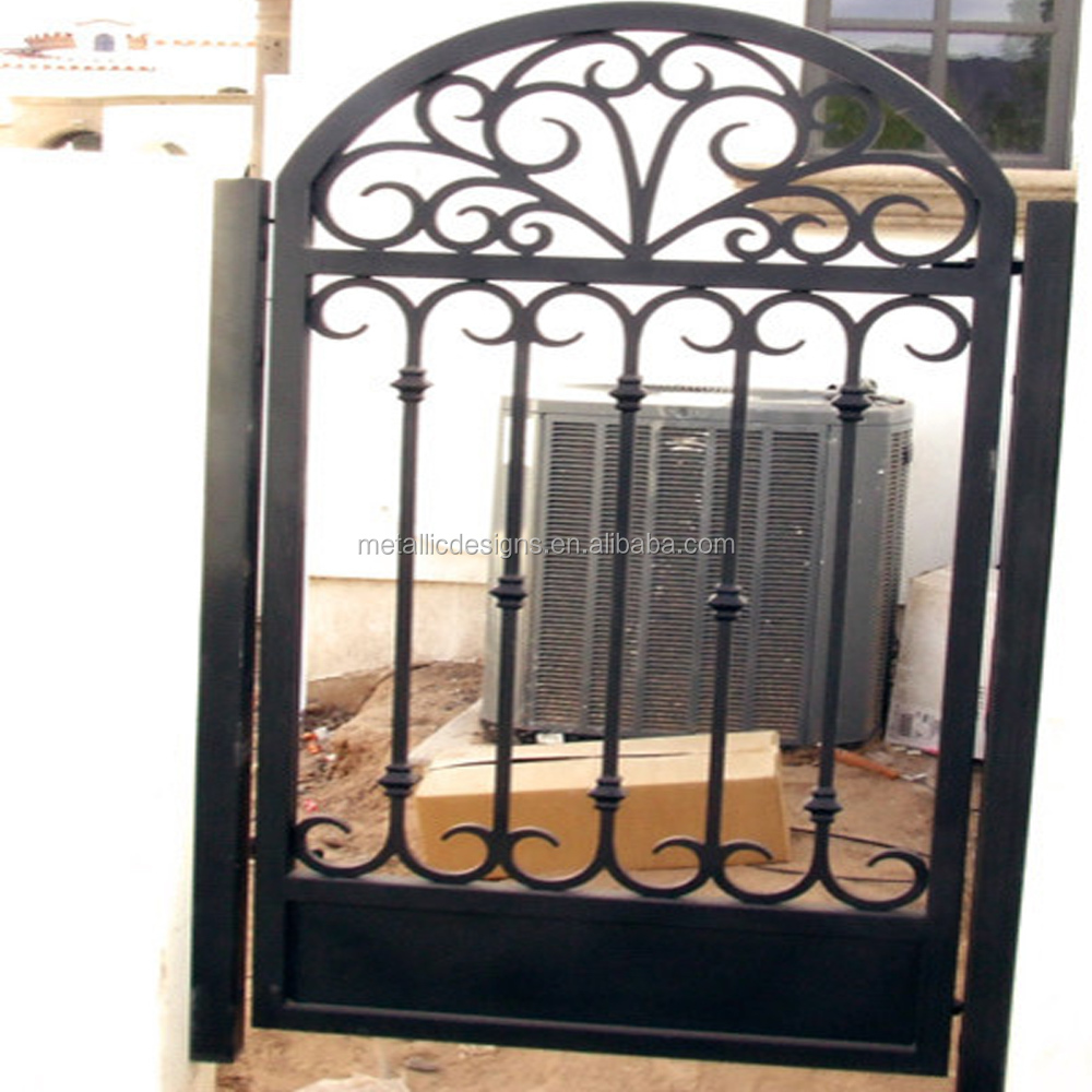 Gate Grill Iron Grill: New Simple Iron Gate Grill Designs And Iron Main Gate