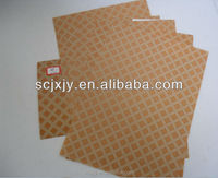electric insulation material resin coated kraft paper DDP Diamond Dotted Paper