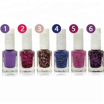 Factory Nail Art Peelable Nail Varnish Oem 38 Colors Water Based Gel Effect Organic Middle East