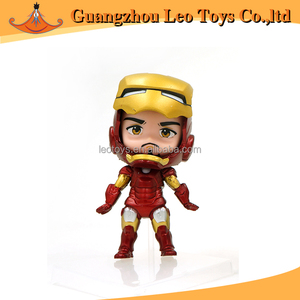 Famous Cartoon Characters Super Hero Action Anime PVC Figure