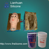 Life casting liquid silicone RTV / HTV for human body Manufacture
