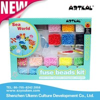 SL801 DIY making kits christmas gifts 5mm artkal fuse beads