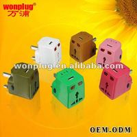 2012 best selling products world travel adapter being used all over the world