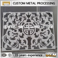 custom sheet metal white ground tie letter box fabrication