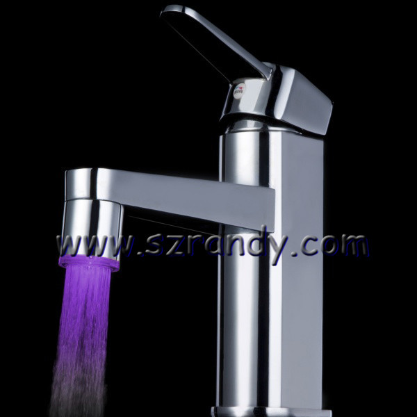 LD8001-A9 LED basin faucet light--baby shower <strong>gifts</strong> with single color