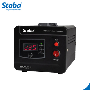 relay type 12v car voltage stabilizer