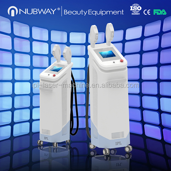 High-tech SHR IPL hair removal OPT IPL hair removal