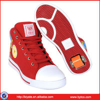 Hot sale new fashion roller skate shoes