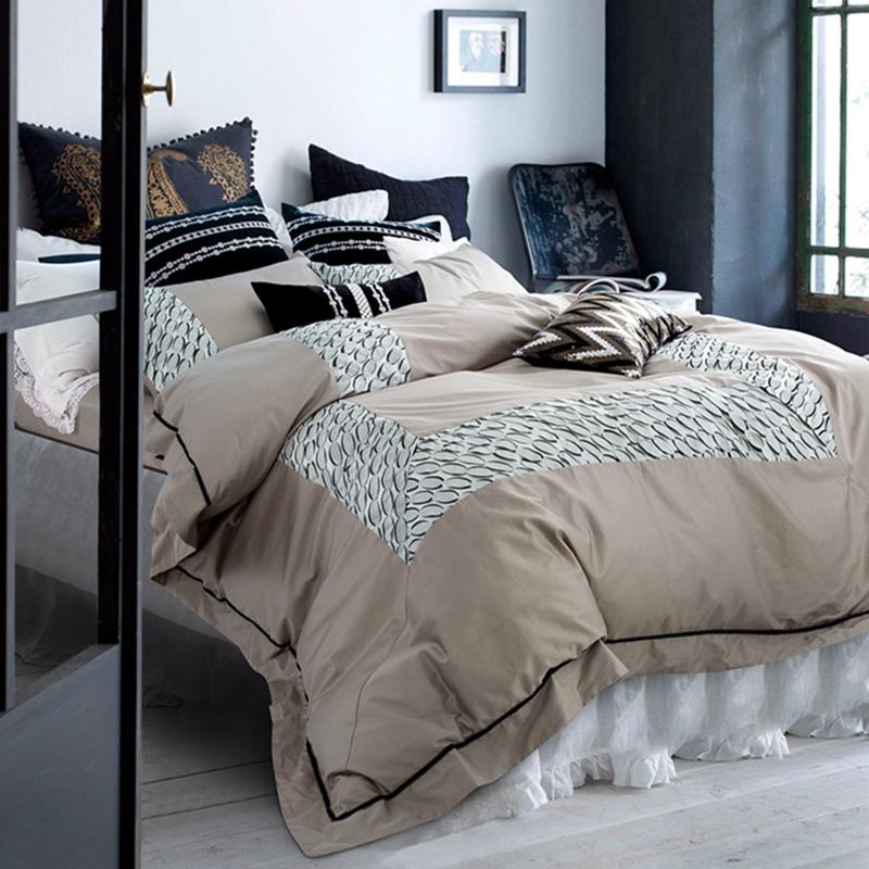 moderne literie promotion achetez des moderne literie promotionnels sur alibaba. Black Bedroom Furniture Sets. Home Design Ideas