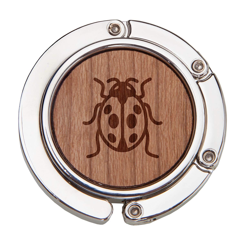 Ladybug Wooden Purse Hanger, Purse Hook, Handbag Hanger, Table Hanger, Foldable And Travel Friendly