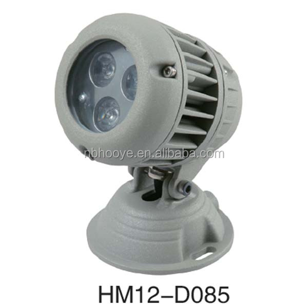 100-240V 9W LED lamp for scene lighting LED Spot Light LED Outdoor Wall Light