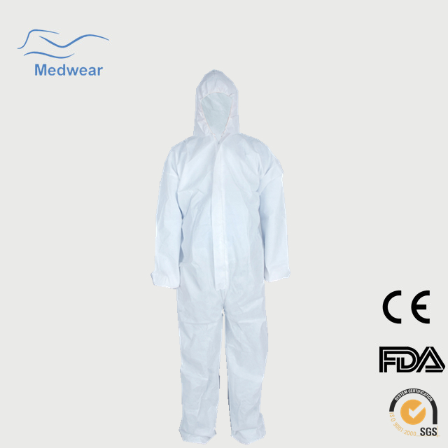 Disposable Full Protective Body Suits Manufacture