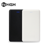 2017 high quality USB power bank and cheap price pu leather powerbank from china supplier