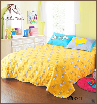 Comfortable Bed Covers 3d Printed Bedspread Flower Buy
