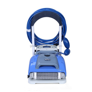 China swimming pool antomatic cleaning robot,Dolphin supreme M3 pool cleaning robot equipment