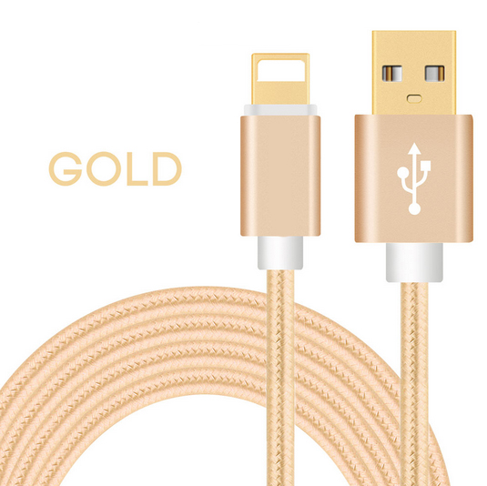 E-comm hot sale! for Lightning Fast Charger Adapter USB Cable For iphone 7 6 s plus 5 5s ipad